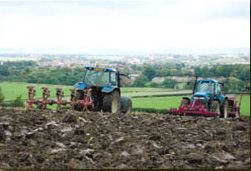 Ploughing, Subsoiling, Cultivating